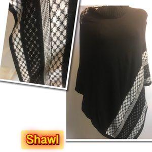 Jackets & Blazers - Shawl scoop neck bottoms design on the shoulders